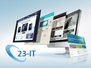 Разработка сайта в Краснодаре от 23-it
