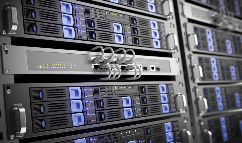 настройка серверного оборудования
