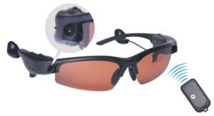 Очки с камерой скрытого наблюдения